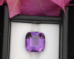 Top Grade 8.75 ct lovely Amethyst Ring Size~RM