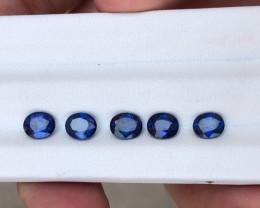 ~No RESERVE~4.60 Carats Natural Sapphires Gemstones