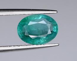 1.45 ct Natural Zambian Emerald