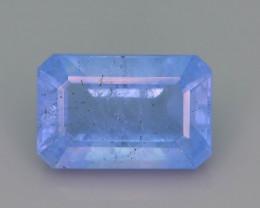 Ring Size 3.40 ct Blue Color Aquamarine