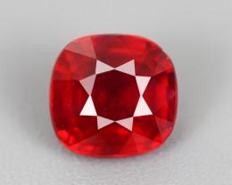 1.14 CT SPINEL VIVID RED 100% NATURAL UNHEATED SRI LANKA
