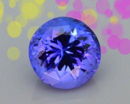 AAA Grade Tanzanite1.90 ct Attractive Blue Hue SKU-39