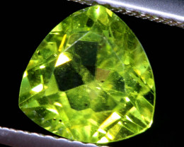 2.15  CTS  PERIDOT FACETED STONE     SG -1962-simplygems