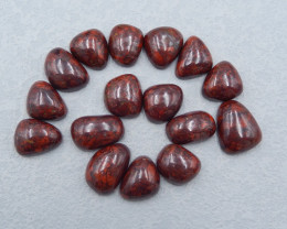 D2245 - 753.5cts 16 Pcs natural african Blood stone cabochon,Healing Stone