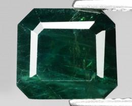 Grandidierite 2.98 Cts Very Rare Bluish Green Natural Gemstone