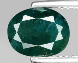 Grandidierite 2.16 Cts Very Rare Bluish Green Natural Gemstone