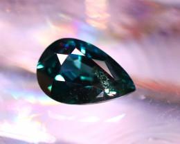 Unheated Sapphire 0.81Ct Natural Blue Sapphire E0915/B9