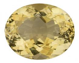 5.73 Cts  Heliodor Top Quality Gemstone HL12