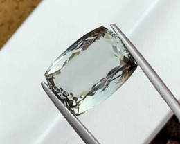 9.36 Carats Natural Beryl Cut Stone from Afghanistan