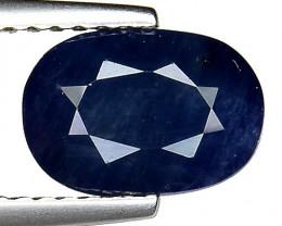 2.29 Cts Blue Sapphire SP13