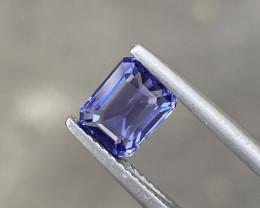 Natural Tanzanite 1.39 Cts Nice  Color Gemstone