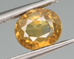 Natural Zircon 3.68  Cts Good Quality from Cambodia