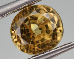 Natural Zircon 3.21  Cts Good Quality from Cambodia