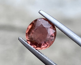 Natural Tourmaline 1.74 Cts Nice  Color Gemstone