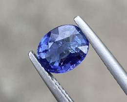 Natural Tanzanite 1.89 Cts Nice  Color Gemstone