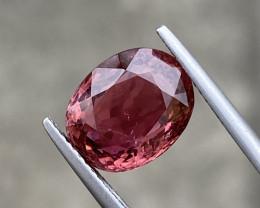 Natural Tourmaline 5.32 Cts Beautiful Color Gemstone