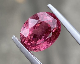 Natural Tourmaline 4.35 Cts Nice Color Gemstone