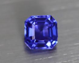 0.690 CT TANZANITE PURPLISH BLUE 100% NATURAL GEMSTONE