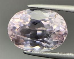 7 Cts Excellent Afghani Pink Kunzite Gemstone. Knz-4363