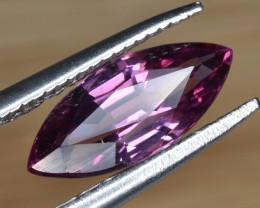 Beautiful Rhodolite Garnet 1.29 CTS Gem