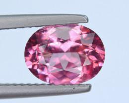 1.84 Carat Pink Burmese Spinel Cut Gemstone