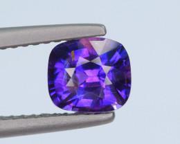 No Treat 1.33 Carat  Sapphire Cut Gemstone