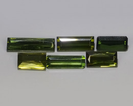 4.40 CTS AWESOME NATURAL GREEN TOURMALINE EXCELLENT GEM!!