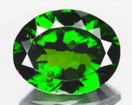 Chrome Diopside 2.92 Cts Natural Green Color Gemstone