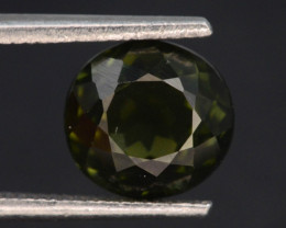 Amazing Color 1.95 ct Natural Green Color Tourmaline