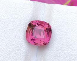 3.55 Ct Bubblegum Pink Color Natural Tourmaline From Jaba Mine Afghanistan