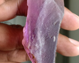 203 Ct Huge Ametrine Rough Gemstone 100% NATURAL AND UNTREATED VA855
