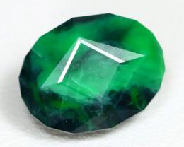 Jadeite 4.42Ct Natural Precision Master Cut Maw Sit Sit Jadeite Jade AT27