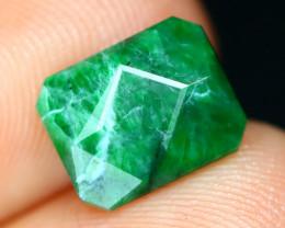 Jadeite 2.39Ct Natural Precision Master Cut Maw Sit Sit Jadeite C0712