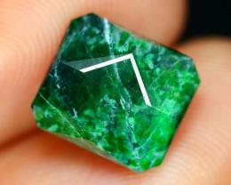 Jadeite 3.24Ct Natural Precision Master Cut Maw Sit Sit Jadeite C0713