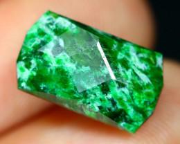 Jadeite 5.07Ct Natural Precision Master Cut Maw Sit Sit Jadeite C0714