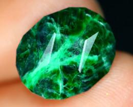 Jadeite 5.20Ct Natural Precision Master Cut Maw Sit Sit Jadeite C0716