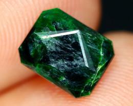 Jadeite 1.64Ct Natural Precision Master Cut Maw Sit Sit Jadeite C0718