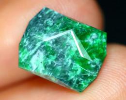 Jadeite 4.18Ct Natural Precision Master Cut Maw Sit Sit Jadeite C0719
