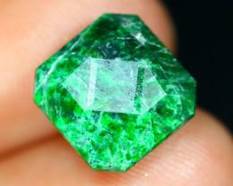 Jadeite 3.01Ct Natural Precision Master Cut Maw Sit Sit Jadeite C0723