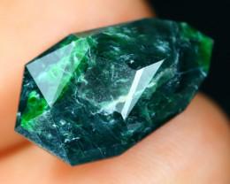 Jadeite 6.49Ct Natural Precision Master Cut Maw Sit Sit Jadeite C0727