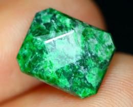 Jadeite 3.41Ct Natural Precision Master Cut Maw Sit Sit Jadeite C0728