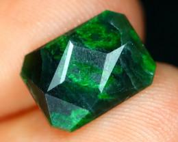 Jadeite 2.67Ct Natural Precision Master Cut Maw Sit Sit Jadeite C0736