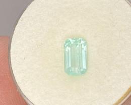 Pretty Minty Blue - Green Emerald - Afghanistan #45