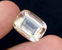 Top Class 12.70 Ct Natural Fancy Cushion Scapolite