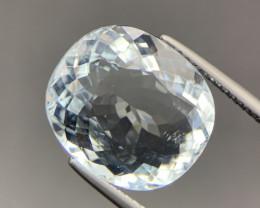 8.75 Cts Excellent Quality Aquamarine Gemstone. Aq-5302