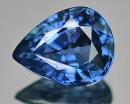 Ceylon Sapphire 1.34 Cts Rare Natural Fancy Blue Gemstone