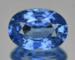 Ceylon Sapphire 1.29 Cts Rare Natural Fancy Blue Gemstone
