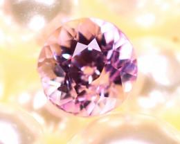 Pink Kunzite 2.15Ct Natural Pakistan Purplish Pink Kunzite E1307/B37