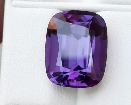 ~NO RESERVE~6.95Carats Natural Amethyst Nice Cut Gemstone