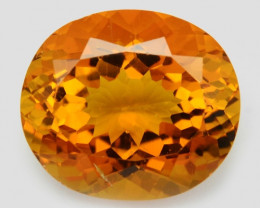 Beryl 5.21 Cts Rare Golden Orange Natural Gemstone